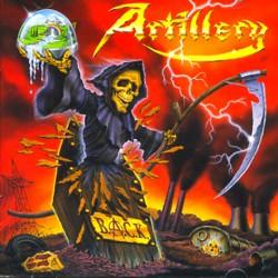 Artillery - B.A.C.K. - CD DIGIPAK