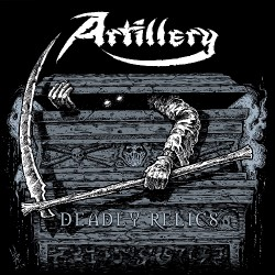 Artillery - Deadly Relics - LP COLOURED