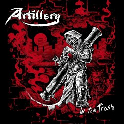 Artillery - In The Trash - LP COLOURED