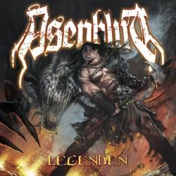 Asenblut - Legenden - CD EP