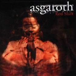 Asgaroth - Red Shift - CD DIGIPAK