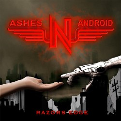 Ashes N Android - Razors Edge - CD