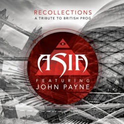 Asia feat. John Payne - Recollections - A Tribute to British Prog - LP