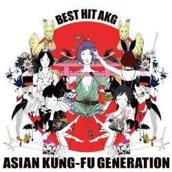 Asian Kung-Fu Generation - Best Hit AKG - CD
