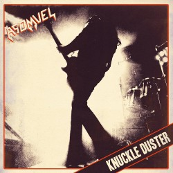 Asomvel - Knuckle Duster - LP Gatefold