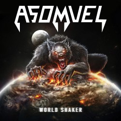 Asomvel - World Shaker - CD DIGIPAK