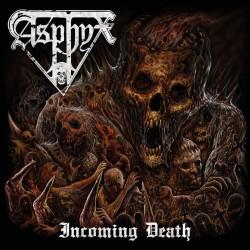 Asphyx - Incoming Death [LTD edition] - CD + DVD digibook