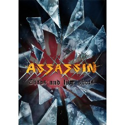 Assassin - Chaos and Live Shots - 2DVD DIGIPAK