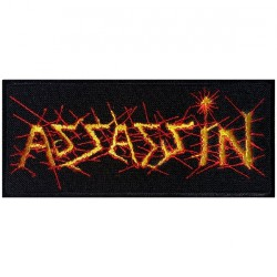 Assassin - Logo - EMBROIDERED PATCH