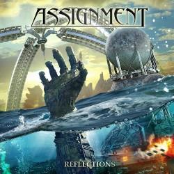 Assignment - Reflections - CD DIGIPAK