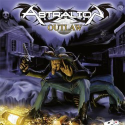 Astralion - Outlaw - CD