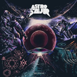 Astrosaur - Obscuroscope - LP COLOURED