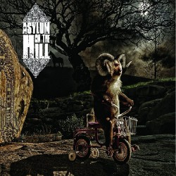 Asylum On The Hill - Passage To The Puzzle Factory - CD DIGIPAK