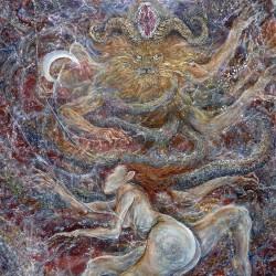 At The Altar Of The Horned God - Through Doors Of Moonlight - CD DIGIPAK A5