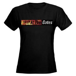 At The Gates - Logo - T-shirt (Women)