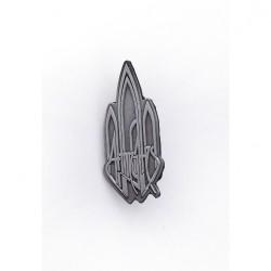 At The Gates - Logo - METAL PIN