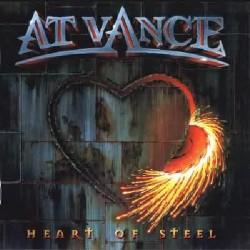 At Vance - Heart Of Steel - CD