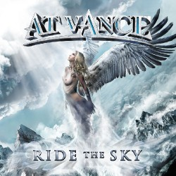 At Vance - Ride The Sky - CD