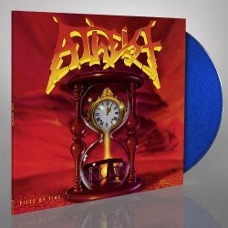 Atheist - Piece of Time - LP COLOURED