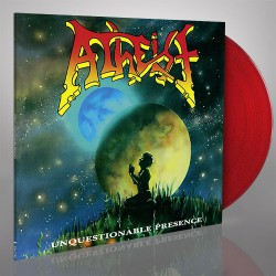 Atheist - Unquestionable Presence - LP COLOURED
