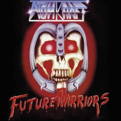 Atomkraft - Future Warriors - CD DIGIPAK