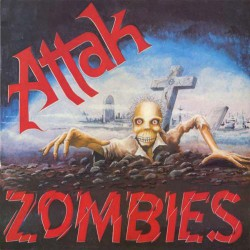 Attak - Zombies - CD DIGIPAK