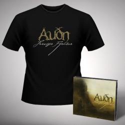 Audn - Farvegir Fyrndar - CD DIGIPAK + T-shirt bundle (Men)