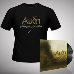 Audn - Farvegir Fyrndar - LP gatefold + T-shirt bundle (Men)