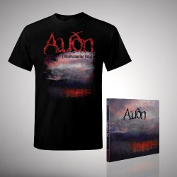 Audn - Vökudraumsins Fangi - CD DIGIPAK + T-shirt bundle (Men)