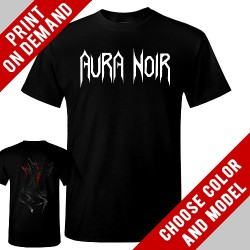 Aura Noir - Aura Noire 2 - Print on demand