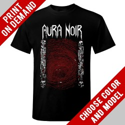 Aura Noir - Darklung - Print on demand