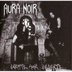 Aura Noir - Dreams Like Deserts - CD
