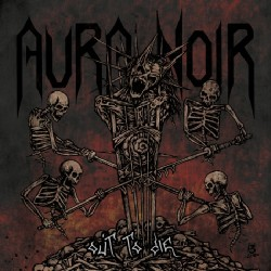 Aura Noir - Out To Die - LP COLOURED