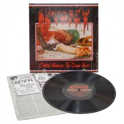 Autopsy - Critical Madness: The Demo Years - LP
