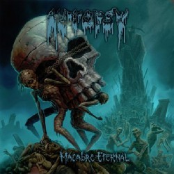 Autopsy - Macabre Eternal - CD