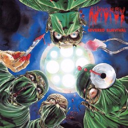 Autopsy - Severed Survival - CD
