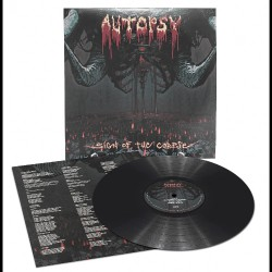 Autopsy - Sign of the Corpse - LP