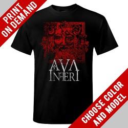 Ava Inferi - Blood of Bacchus - Print on demand