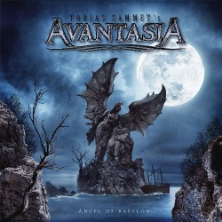 Avantasia - Angel Of Babylon - DOUBLE LP GATEFOLD COLOURED