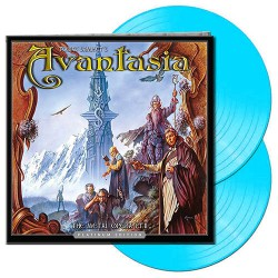 Avantasia - The Metal Opera PT.II - Platinum Edition - DOUBLE LP GATEFOLD COLOURED