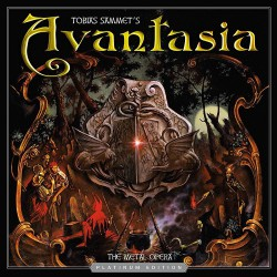 Avantasia - The Metal Opera - Platinum Edition - CD DIGIPAK