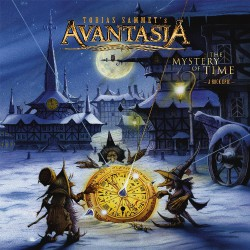 Avantasia - The Mystery Of Time - DOUBLE LP GATEFOLD COLOURED