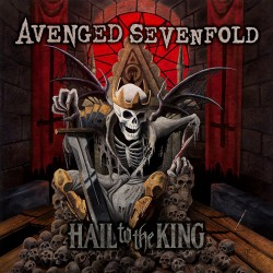 Avenged Sevenfold - Hail To The King - DOUBLE LP Gatefold