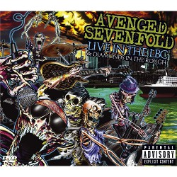 Avenged Sevenfold - Live In The LBC & Diamonds In The Rough - CD + DVD Digipak