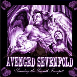 Avenged Sevenfold - Sounding The Seventh Trumpet - DOUBLE LP GATEFOLD COLOURED