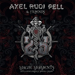 Axel Rudi Pell - Magic Moments -25th Anniversary Special Show - 3CD