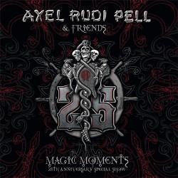 Axel Rudi Pell - Magic Moments -25th Anniversary Special Show - 3CD