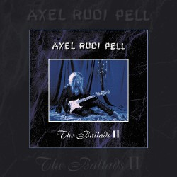 Axel Rudi Pell - The Ballads II - Double LP Gatefold + CD