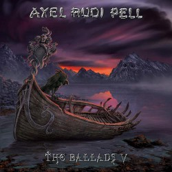 Axel Rudi Pell - The Ballads V - CD DIGIPAK
