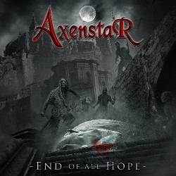 Axenstar - End Of All Hope - CD